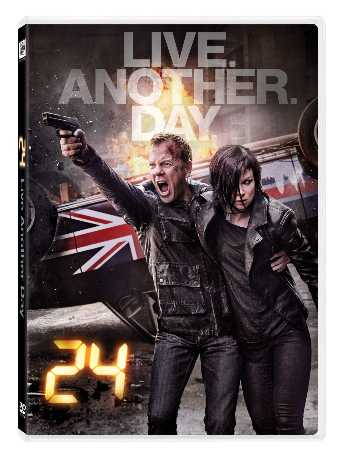 24: Live Another Day (6DISCS)(2014)