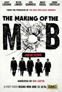 The Making of the Mob: New York season 1(2015) (2 discs)